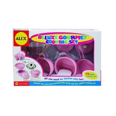 Alex Toys - Set de bucatarie Gourmet de Luxe