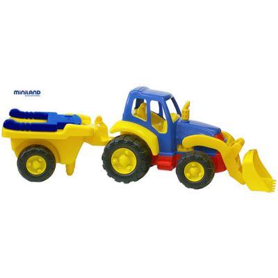 Miniland - Tractor Super