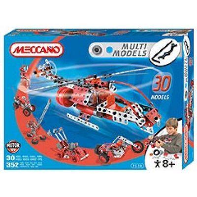 Meccano - Set 30 modele cu Motor