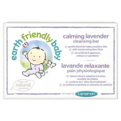 Earth Friendly Baby - Sapun natural cu levantica pentru copii