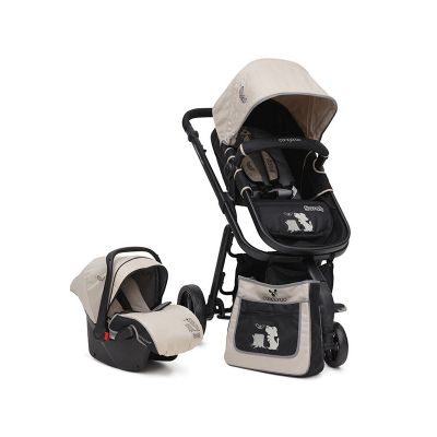 Cangaroo - Carucior multifunctional 3 in 1 Sarah