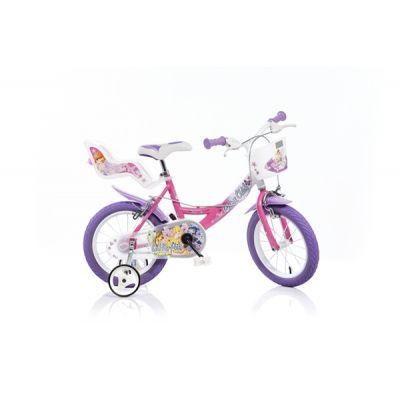 Bicicleta Winx 16 inch Dino Bikes