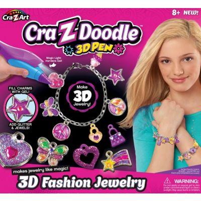 Cra Z Art - Set creatie 3D Fashion Jewelry