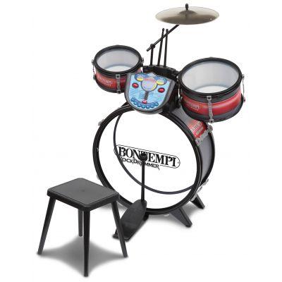 Bontempi - Set tobe cu scaunel si ritm electronic.