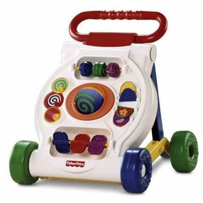 Fisher Price - Premergator Briliant Basics Activity Walker