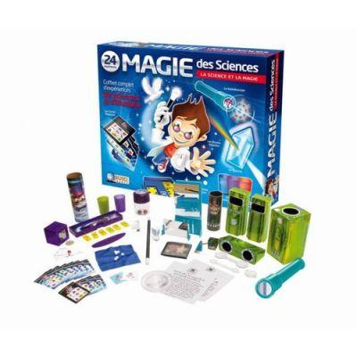 Buki - Jucarie 24 experimente magice
