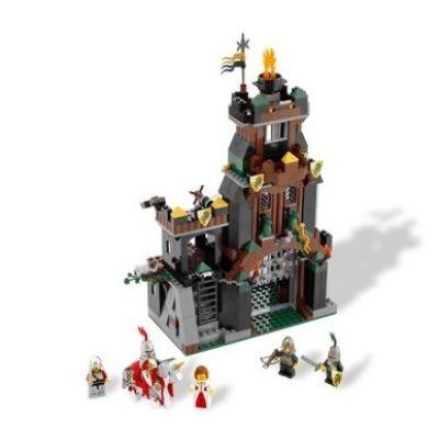 Lego - Kingdoms evadarea din turnul inchisorii