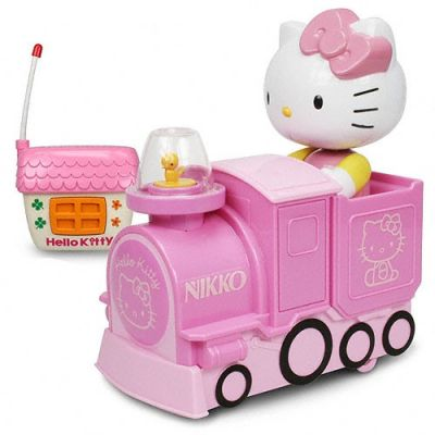 Nikko - GoGo Kitty Train RC
