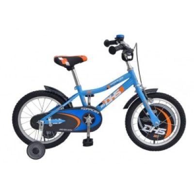 DHS - Bicicleta copii 1601 1V