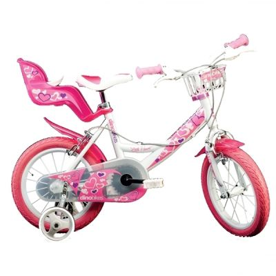 Dino Bykes - Bicicleta 16'' seria 24