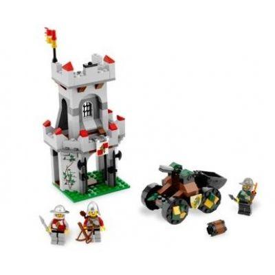 Lego - Kingdoms atacul avanpostului