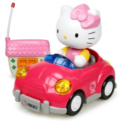 Nikko - Preschool GoGo Kitty Car RC