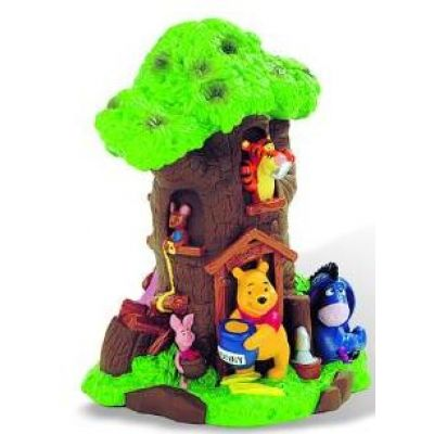 Bullyland - Pusculita Pooh Treehouse