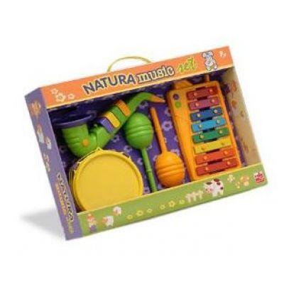 Reig Musicals - Set Xilofon, tamburina, saxofon si maracas