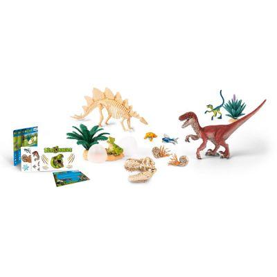 Schleich Calendar Advent Dinozauri 97152