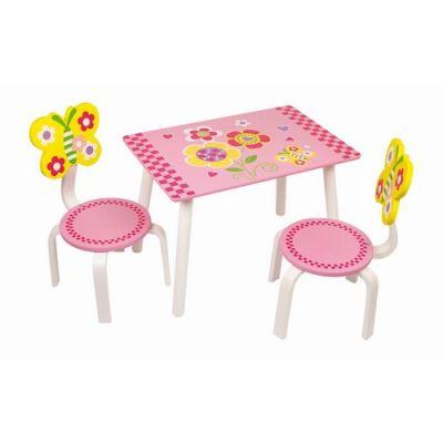 Legler - Set masuta cu scaunele Leonor