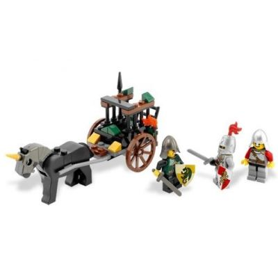 Lego - Kingdoms evadarea din trasura inchisorii