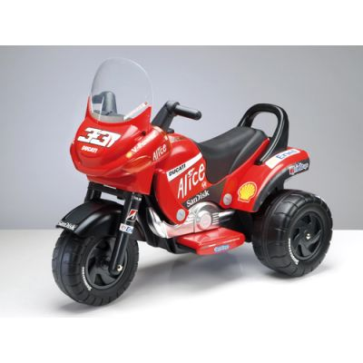 Peg-Perego - Tricicleta Ducati Desmosedici