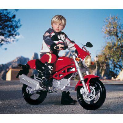 Peg-Perego - Motocicleta Ducati Monster