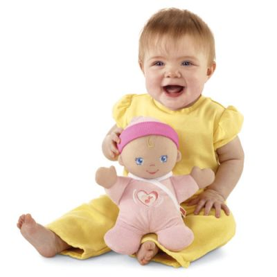 Fisher Price - Papusa bebe