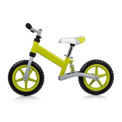 Mama and Kids - Bicicleta fara pedale cu suspensii Loft Yellow