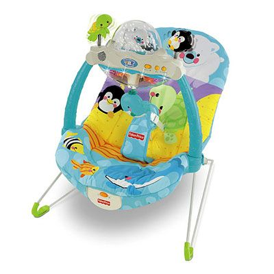 Fisher Price - Balansoar Precious Planet