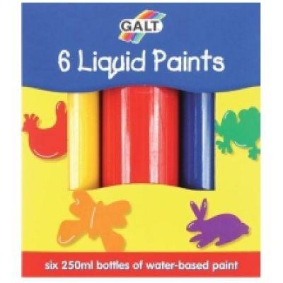Galt - Set 6 acuarele lichide