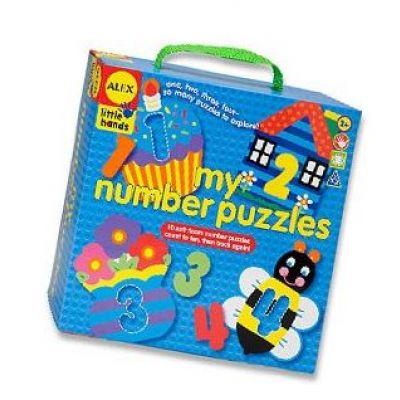 Alex Toys - Puzzle cu numere