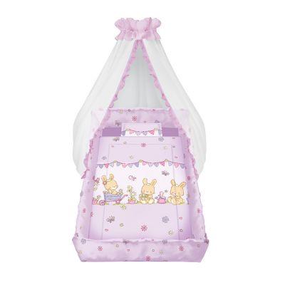 bunnies violet