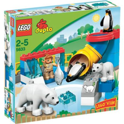 Lego - Duplo Animale Polare