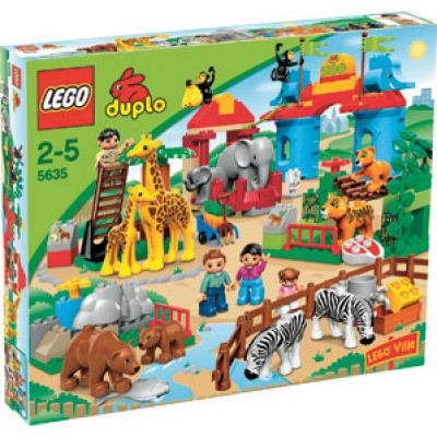 Lego - Duplo Zoo Mare