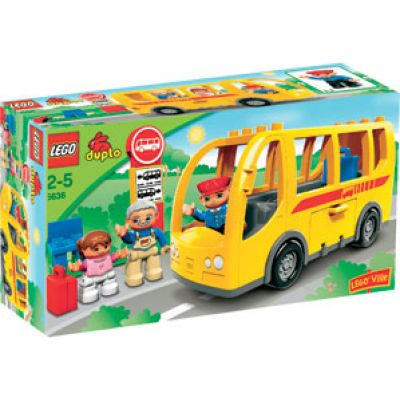 Lego - Duplo Autobuz