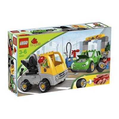 Lego - Duplo Service Auto
