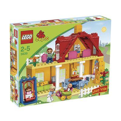 Lego - Duplo Casa Familie