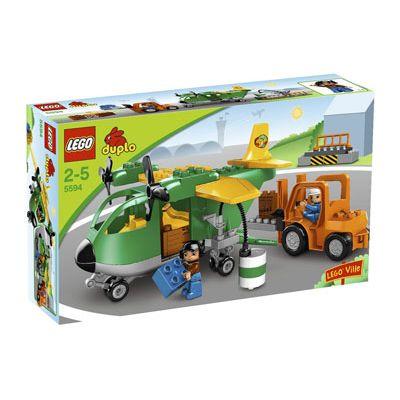 Lego - Duplo Avion Cargo