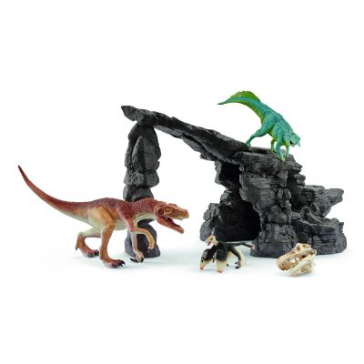 Schleich Pestera cu dinozauri 41461