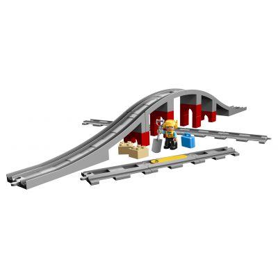 Lego Duplo Pod si sine de cale ferata L10872