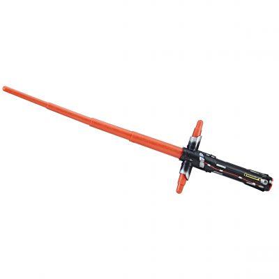 Sabie extensibila Hasbro Star Wars The Last Jedi BladeBuilders Kylo Ren