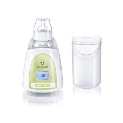 Cangaroo - Incalzitor si sterilizator biberoane 5 in 1 Warmer Lux