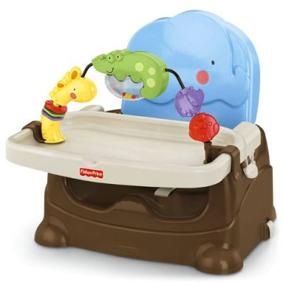 Fisher Price - Scaun masa Love u Zoo Booster