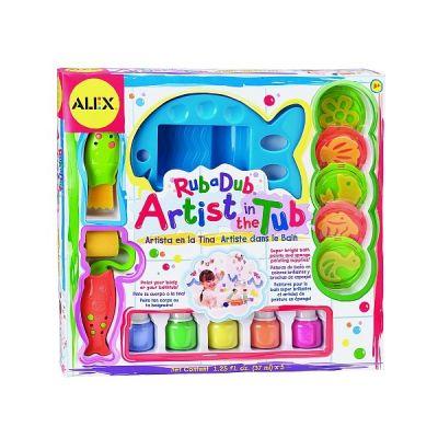 Alex Toys - Set de pictura pentru baie