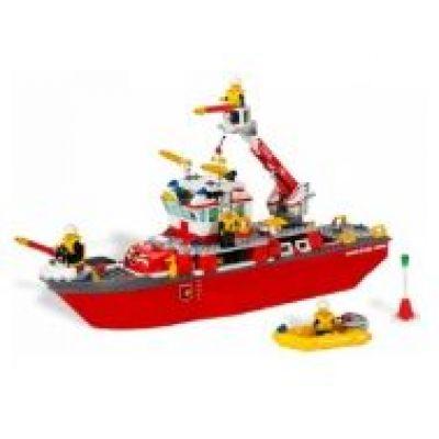 Lego - Barca pompieri