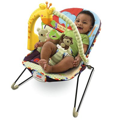 Fisher Price - Balansoar Love u Zoo Playtime