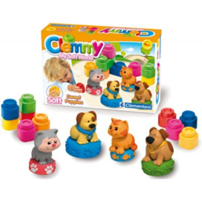 Clementoni - Set animalute dragute