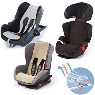 AeroSleep - Protectie antitranspiratie scaun auto