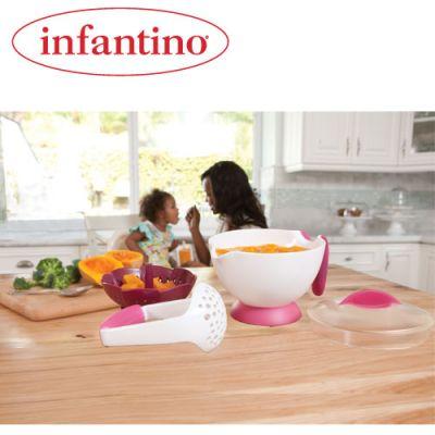 Infantino - Dispozitiv piureuri Fresh Squeezed