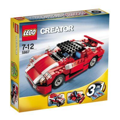 Lego - Creator masina 3X1