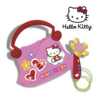 Reig Musicals - Geanta karaoke Hello kitty