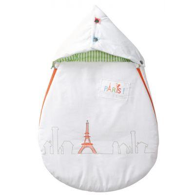 Candide - Sac de dormit cu gluga Paris 60 cm