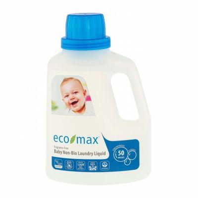 Detergent rufe bebelusi Ecomax 50 spalari